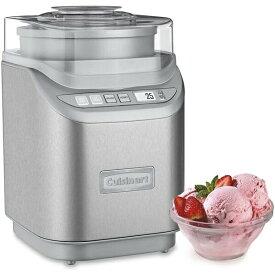 Cuisinart クイジナート ICE-70 アイスクリームメーカー 家庭用ジェラート シャーベットメーカー 自宅用アイスメー アメリカーナがお届け!