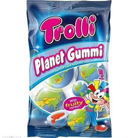 地球グミ 1袋 Trolli PLANET GUMMI トローリ プラネットグミ プラネットグミ おもしろお菓子 面白お菓子 誕生日 プレゼント クリ