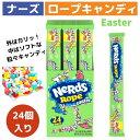 ナーズロープキャンディ Nerds Ropes Easter Candy ロープグミ イースター ロープグミ NerdsRopeキャンディ