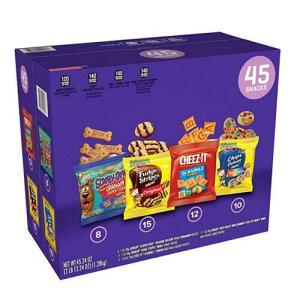 キーブラー クッキー クラッカー バラエティパック Keebler Cookie Cracker Variety Pack 45袋