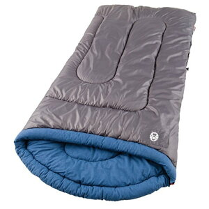 コールマン Coleman Big & Tallスリーピングバッグホワイトウォーター アダルト 寝袋 マットレス 寝具 大人用 キャンプ 屋外
