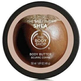 【訳あり】THE BODY SHOP ザ・ボディショップ シア ボディバター 50ml
