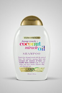 OGX Shampoo Miracle Coconut Oil 13oz 385 ml オーガニックス シャンプーミラクルココナッツオイル
