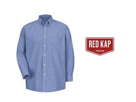 オックスフォード シャツ ワークシャツ レッドキャップ RED KAP MEN'S EXECUTIVE OXFORD DRESS SHIRT #SR70