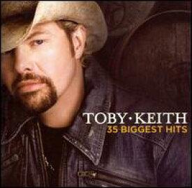 【輸入盤CD】【ネコポス送料無料】Toby Keith / 35 Biggest Hits (トビー・キース)