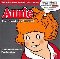【メール便送料無料】Original Broadway Cast / Annie: The 30th Anniversary Cast Recordings (輸入盤CD) (アニー)