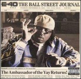 【輸入盤CD】【ネコポス送料無料】E-40 / Ball Street Journal (E40)