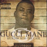 【メール便送料無料】Gucci Mane / Murder Was The Case (輸入盤CD) (グッチ・メイン)