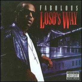 【輸入盤CD】【ネコポス送料無料】Fabolous / Loso's Way (ファボラス)
