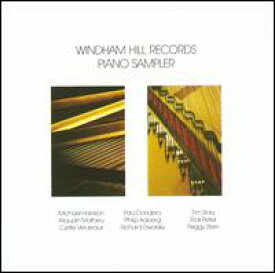 【メール便送料無料】VA / Windham Hill Records: Piano Sampler (輸入盤CD)