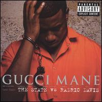 【メール便送料無料】Gucci Mane / State vs. Radric Davis (輸入盤CD)(グッチ・メイン)