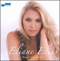 【メール便送料無料】Eliane Elias / Bossa Nova Stories (輸入盤CD)(イリアーヌ・イリアス)