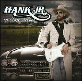 【輸入盤CD】【ネコポス送料無料】Hank Williams Jr. / 127 Rose Avenue (ハンク・ウィリアムス・ジュニア)