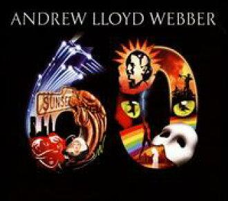 Andrew Lloyd Webber/Andrew Lloyd Webber 60(進口盤CD)(安德魯·勞合·韋伯)