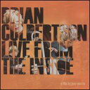 【輸入盤CD】Brian Culbertson / Live From The Inside (w/DVD) (ブライアンカルバートソン)