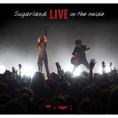 【メール便送料無料】Sugarland / Live On The Inside (輸入盤CD)【★】(シュガーランド)【割引中】