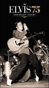 【送料無料】Elvis Presley / Elvis 75: Good Rockin Tonight (Box) (輸入盤CD)(エルヴィス・プレスリー)