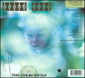 【輸入盤CD】Cloud Cult / They Live On The Sun/Aurora Borealis (クラウド・カルト)