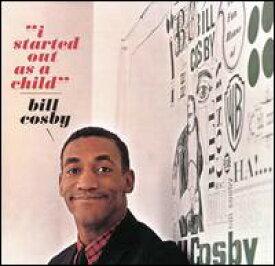 【メール便送料無料】Bill Cosby / I Started Out As A Child (輸入盤CD) (ビル・コスビー)
