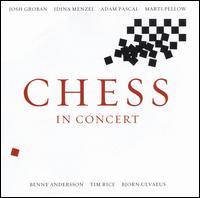 【メール便送料無料】Soundtrack / Chess In Concert (輸入盤CD) (サウンドトラック)