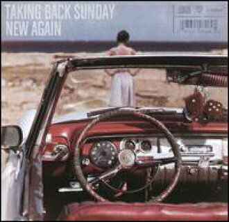 Taking Back Sunday/New Again(进口盘CD)(teikingu·背·星期日)