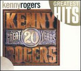 【輸入盤CD】【ネコポス100円】Kenny Rogers / 20 Great Years (ケニー・ロジャーズ)