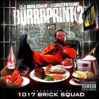 【メール便送料無料】Gucci Mane / Burrrprint 2 HD (輸入盤CD) (グッチ・メイン)