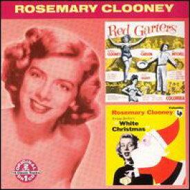【輸入盤CD】Rosemary Clooney / Red Garters/Irving Berlin's White Christmas (ローズマリー・クルーニー)