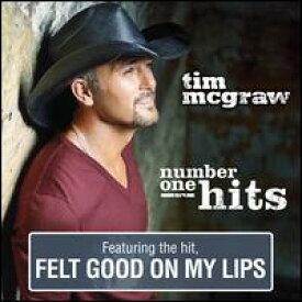 【輸入盤CD】【ネコポス送料無料】Tim McGraw / #1 Hits (ティム・マックグロウ)