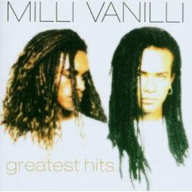 【輸入盤CD】Milli Vanilli / Greatest Hits (ミリ・ヴァニリ)