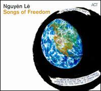 【メール便送料無料】Nguyen Le / Songs Of Freedom (輸入盤CD) (グエン・レ)