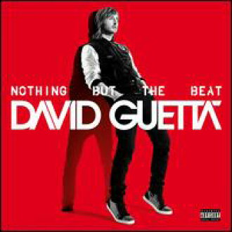 David Guetta/Nothing But The Beat(進口盤CD)(devitto·getta)