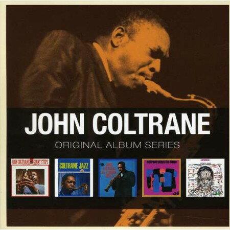 【メール便送料無料】John Coltrane / Original Album Series (輸入盤CD)【★】(ジョン・コルトレーン)【割引中】