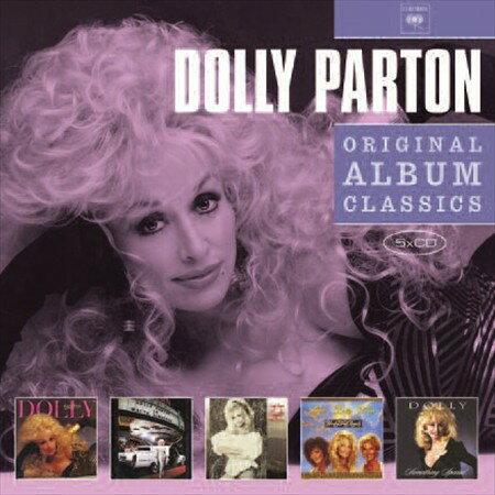 【メール便送料無料】Dolly Parton / Original Album Classics (輸入盤CD)【★】(ドリー・パートン)【割引中】