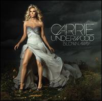 【メール便送料無料】Carrie Underwood / Blown Away (輸入盤CD)(キャリー・アンダーウッド)