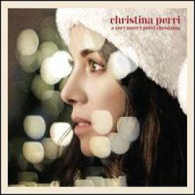 【輸入盤CD】【ネコポス100円】Christina Perri / Very Merry Perri Christmas (クリスティーナ・ペリー)