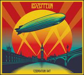 Led Zeppelin / Celebration Day (w/DVD) (Jewel Case) (輸入盤CD)(レッド・ツェッペリン)