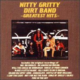 【輸入盤CD】【ネコポス100円】Nitty Gritty Dirt Band / Greatest Hits (ニッティ・グリッティ・ダート・バンド)