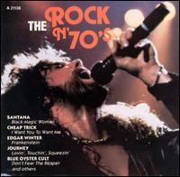 【メール便送料無料】VA / Rockin' 70's (輸入盤CD)【★】【割引中】