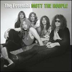 【輸入盤CD】Mott The Hoople / Essential Mott The Hoople (モット・ザ・フープル)
