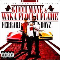 【メール便送料無料】Gucci Mane/Waka Flocka Flame / 1017 Bricksquad Presents Ferrari Boyz (輸入盤CD)(グッチ・メーン)