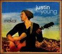 【輸入盤CD】【ネコポス送料無料】Justin Young / Makai (ジャスティン・ヤング)