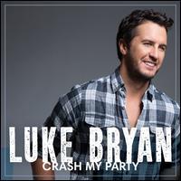 【メール便送料無料】Luke Bryan / Crash My Party (輸入盤CD)(ルーク・ブライアン)