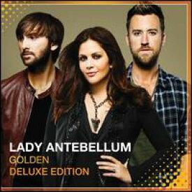 【輸入盤CD】【ネコポス送料無料】Lady Antebellum / Golden (Deluxe Edition)(レディ・アンテベラム)