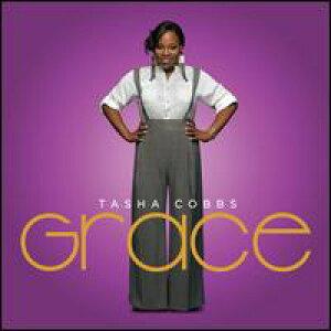 【輸入盤CD】Tasha Cobbs / Grace (ターシャ・コブズ)