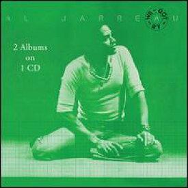 【輸入盤CD】Al Jarreau / We Got By & Glow(Limited Edition)(リマスター盤)(アル・ジャロウ)