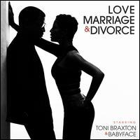 【メール便送料無料】Toni Braxton/Babyface / Love Marriage & Divorce (輸入盤CD)(トニー・ブラクストン&ベイビーフェイス)