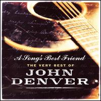 【メール便送料無料】John Denver / Song's Best Friend: The Very Best Of John Denver (輸入盤CD)