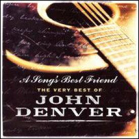 【輸入盤CD】【ネコポス送料無料】John Denver / Song's Best Friend: The Very Best Of John Denver