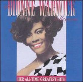 【輸入盤CD】【ネコポス送料無料】Dionne Warwick / Her All-Time Greatest Hits (ディオンヌ・ワーウィック)